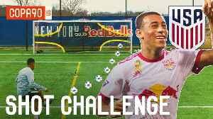 US Soccer's Next Big Star: Thierry Henry Worldie Shot Challenge [Video]