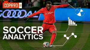 How Analytics Are Affecting The Beautiful Game [Video]