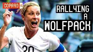 Strength Through Sport | We Are The Wolfpack Ep 3 ft. Abby Wambach [Video]