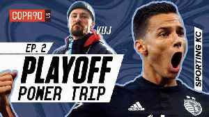 Surviving BBQ, Superman & Tailgating at Sporting Kansas City | COPA90 Playoff Power Trip Ep. 2 [Video]