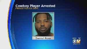 Cowboys Defensive Tackle Daniel Ross Arrested For Marijuana, Unlawful Gun Possession In Frisco [Video]