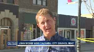 Former lawmaker John McGee wins seat on Caldwell City Council [Video]