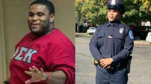 How This New Virginia Police Officer Dropped 176 Pounds to Achieve His Dream [Video]