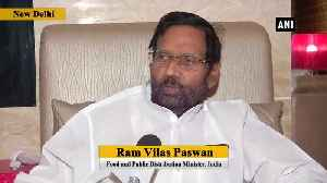 Relief from soaring onion prices by Novemebr end Ram Vilas Paswan [Video]