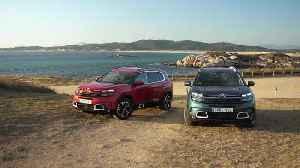 News video: Der neue Citroën C5 Aircross Hybrid- SUV mit höchstem ë-Komfort