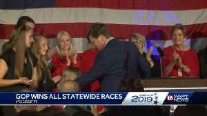 Mississippi Republicans are celebrating a sweep [Video]