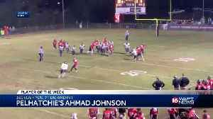 Blitz 16 player of the week-Ahmad Johnson [Video]