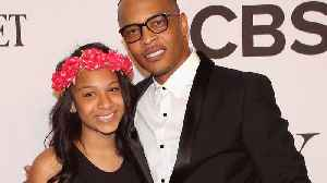 News video: T.I. takes his daughter to the gynecologist to 'check her hymen' annually