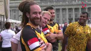 AN Memorial Rugby 10s Highlights [Video]