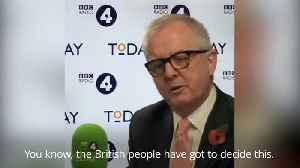Ex-Labour MP Ian Austin: Public should vote for Boris Johnson over Jeremy Corbyn [Video]