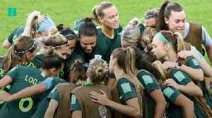 Australian Women's Football Team Gets Equal Pay [Video]