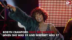 Whitney Houston's friend breaks silence on their romance [Video]