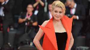 Catherine Deneuve suffered 'very limited' stroke [Video]