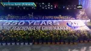 Nankana Sahib illuminates ahead of birth of Guru Nanak Dev [Video]