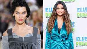 Selena Gomez re-follows one-time love rival Bella Hadid on Instagram [Video]