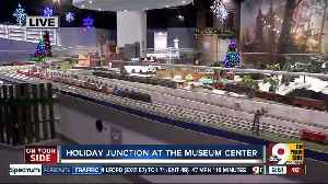 Holiday Junction at the Cincinnati Museum Center [Video]