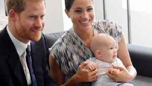 At Just 6 Months Old, Baby Archie Is Already Trying To Talk [Video]