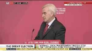 John McDonnell Accusing Ian Austin Of Being 'Employed By The Tories' [Video]