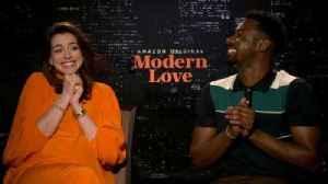 Anne Hathaway on Modern Love [Video]