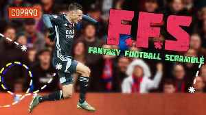Fantasy Football Scramble- Vardy to Destroy Arsenal? [Video]