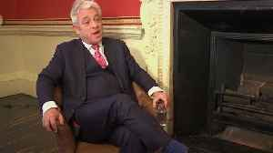 News video: Bercow attacks Brexit 'foreign policy blunder'