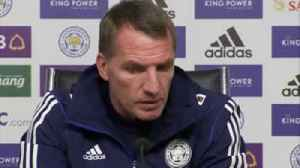 News video: Rodgers: Maddison improving all the time