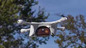 UPS and CVS Deliver Prescription Meds by Drone for the First Time [Video]