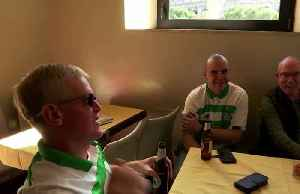 News video: Celtic fans apprehensive following Rome stabbing