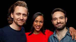 "Tom Hiddleston, Charlie Cox & Zawe Ashton Speak About The Broadway Play, ""Betrayal"" [Video]"