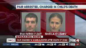 CCPD confirms: Cape couple charged with death of 18-month-old son [Video]