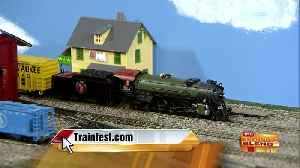 All Aboard! Trainfest Returns This Weekend [Video]