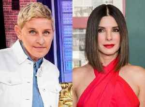 News video: Ellen DeGeneres and Sandra Bullock File Joint Lawsuit Over Fake Endorsements