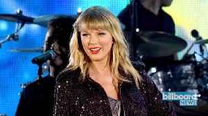 Taylor Swift Announces Free Atlanta Concert | Billboard News [Video]