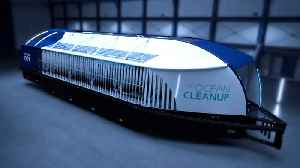 Could Ocean Cleanup's New Interceptor Help Solve Our Plastic Problem? [Video]