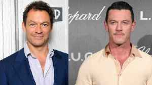 News video: Dominic West and Luke Evans to give readings at a charity concert