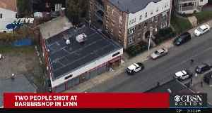 Two Shot In Lynn Barbershop, Police Search For Suspect [Video]