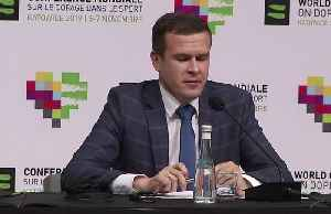 WADA President-elect Banka vows to get tough on Russia [Video]
