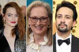 News video: Meryl Streep, Lin-Manuel Miranda and Emma Stone to Host 2020 Met Gala
