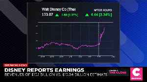 Earnings Roundup: Disney, GoPro, and Dropbox Report Q3 Earnings [Video]