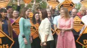 News video: Lib Dems, Plaid Cymru and the Green party join forces