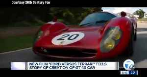 News video: Ford excited for 'Ford v Ferrari' which tells story of Le Mans victory