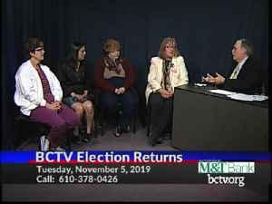 Nov. 2019 BCTV Election Returns [Part 2] 11/05 [Video]