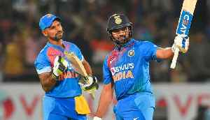 Treat for everyone to watch Rohit Sharma bat: Washington Sundar [Video]