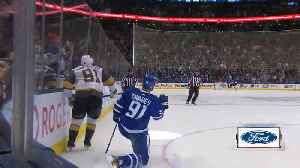 John Tavares wins it for the Maple Leafs [Video]
