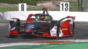 Formula E Season 6 Valencia Test - Audi Sport ABT Schaeffler [Video]