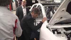 Robert Habeck at the Audi Ingolstadt plant [Video]