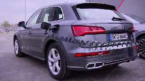 Audi Charge & Fly at Munich Airport [Video]