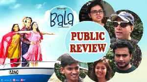 Public Review | Bala | Ayushmann play a man with premature balding [Video]