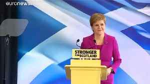 SNP election campaign pledges NHS protection and new independence vote [Video]