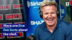 Happy Birthday, Gordon Ramsay! [Video]